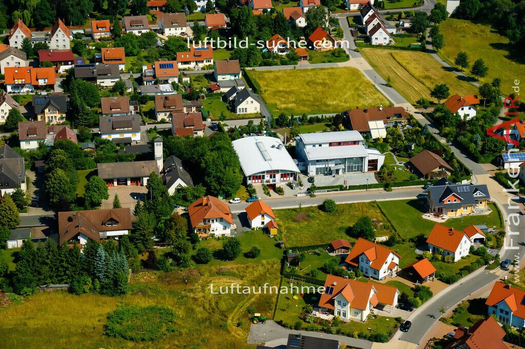 luftaufnahme-stockheim-2008-638 | Luftbild von  Stockheim - Luftaufnahme wurde 2008 von https://frankenair.de mittels Flugzeug (keine Drohne) erstellt - die Geschenkidee
