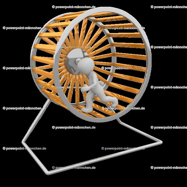 running in a hamster wheel of life   Quelle: https://3dman.eu   Jetzt 250 Bilder kostenlos sichern