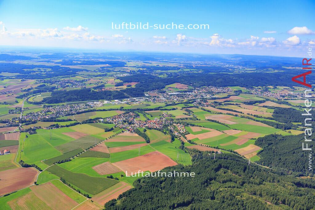 reitsch-stockheim-17-5449 | Luftbild von Reitsch Stockheim - Luftaufnahme wurde 2017 von https://frankenair.de mittels Flugzeug (keine Drohne) erstellt - die Geschenkidee