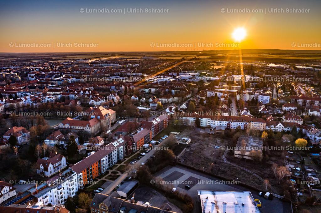 10049-50870 - Sonnenaufgang über Halberstadt