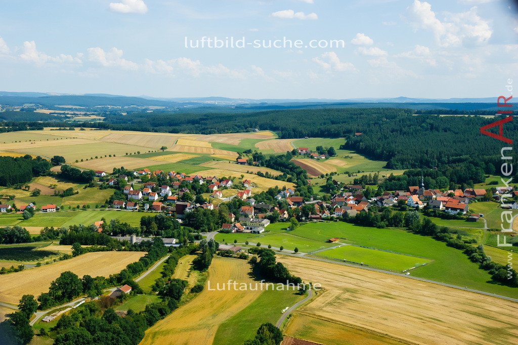 hutschdorf-thurnau-2008-825 | Luftbild von Hutschdorf Thurnau - Luftaufnahme wurde 2008 von https://frankenair.de mittels Flugzeug (keine Drohne) erstellt - die Geschenkidee