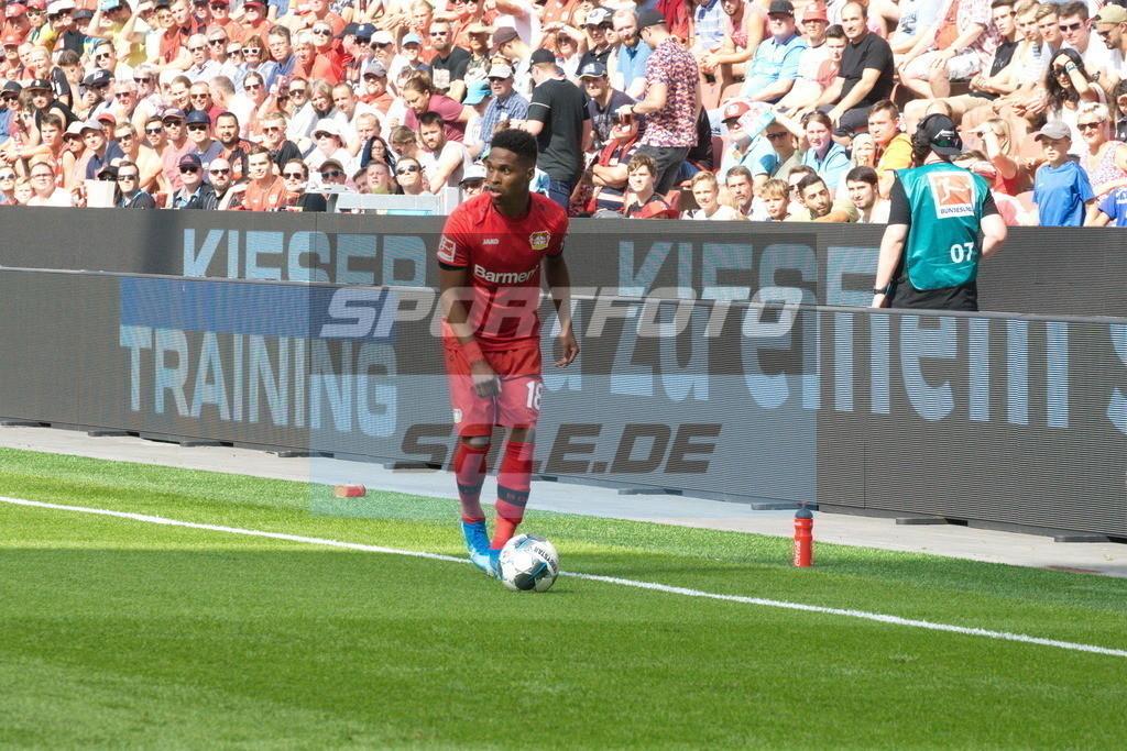 Bayer 04 Leverkusen - TSG 1899 Hoffenheim | Leverkusens Wendell