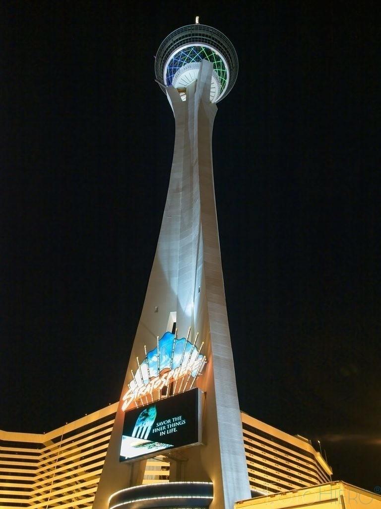 Las Vegas, Stratosphere Tower | Startosphere Tower in Las Vegas, Nevada, USA