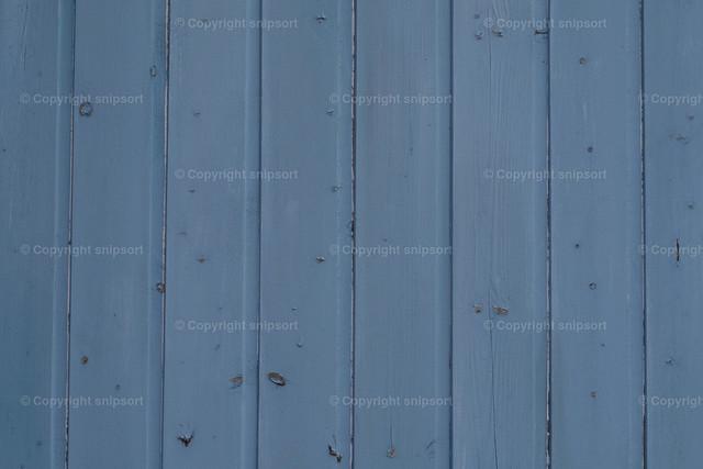 Blaue Holzbretter | Mit hellblauer Farbe gestrichene Holzbretter.