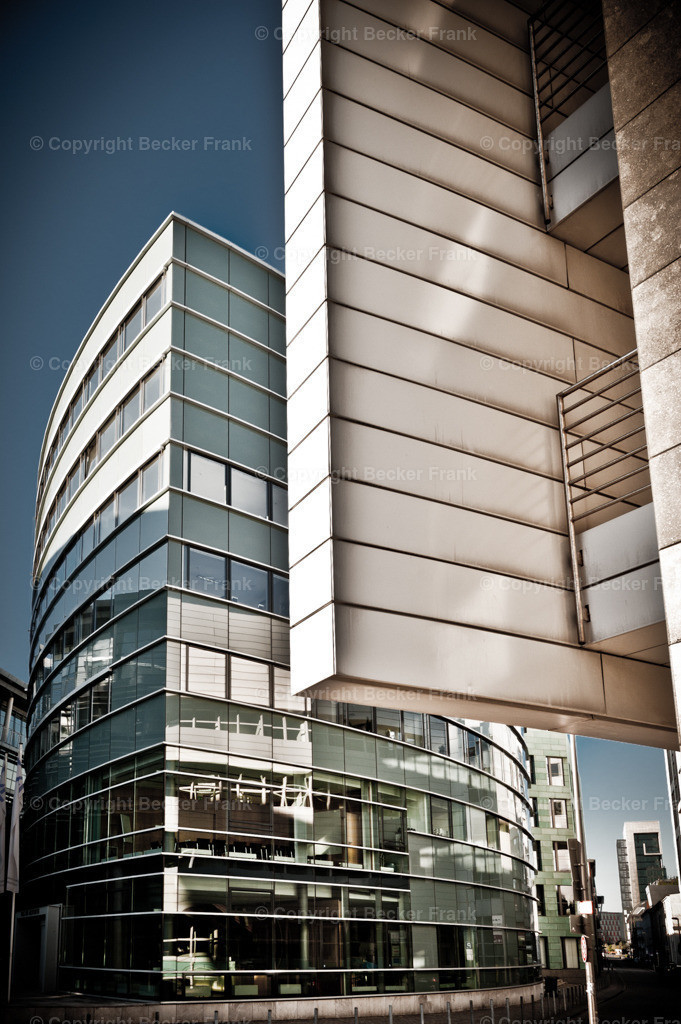 Büros Medienhafen