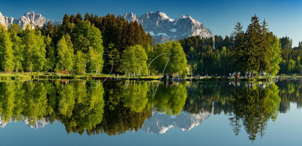 Schwarzsee | Morgenstimmung am Schwarzsee