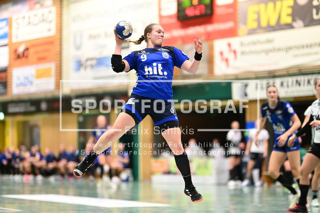 Handball I 1. HBF I 14. Spieltag I Buxtehuder SV - VfL Oldenburg I 09.01.2021_157