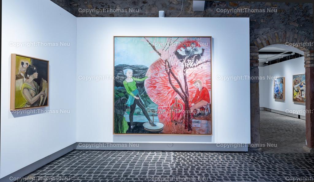 DSC_7835   bbe,Museum, zu Text Eva Bambach, Ausstellung Rosa Loy, ,, Bild: Thomas Neu