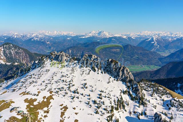 luftbild-kampenwand-bruno-kapeller-03 | Luftaufnahme von der Kampenwand 1669m