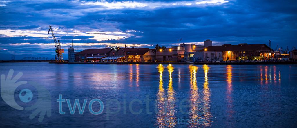 Der Hafen von Thessaloniki | Thessaloniki