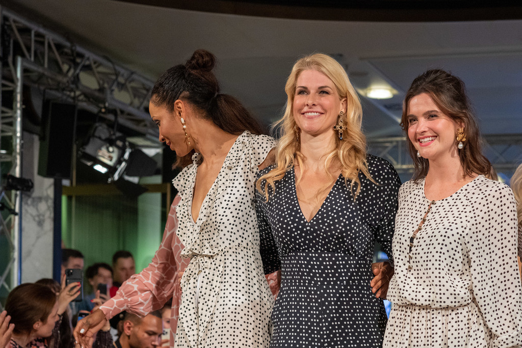 Pre-Opening der Fashion Week - Fashion Hall im Quartier 206