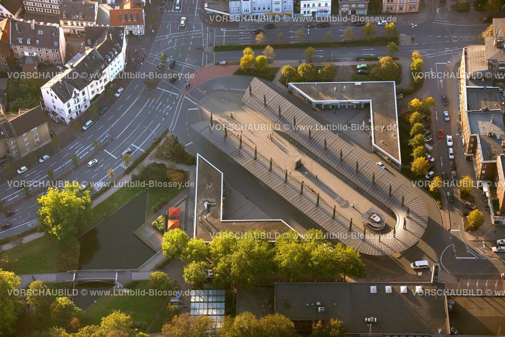 RE11101580 | Busbahnhof am Hauptbahnhof Recklinghausen,  Recklinghausen, Ruhrgebiet, Nordrhein-Westfalen, Deutschland, Europa