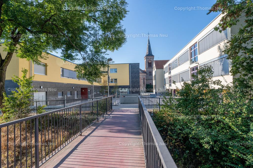 DSC_3436 | ble,Einhausen, ,, Brücke an der Schule, , Grundschule an der Weschnitz,, Bild: Thomas Neu