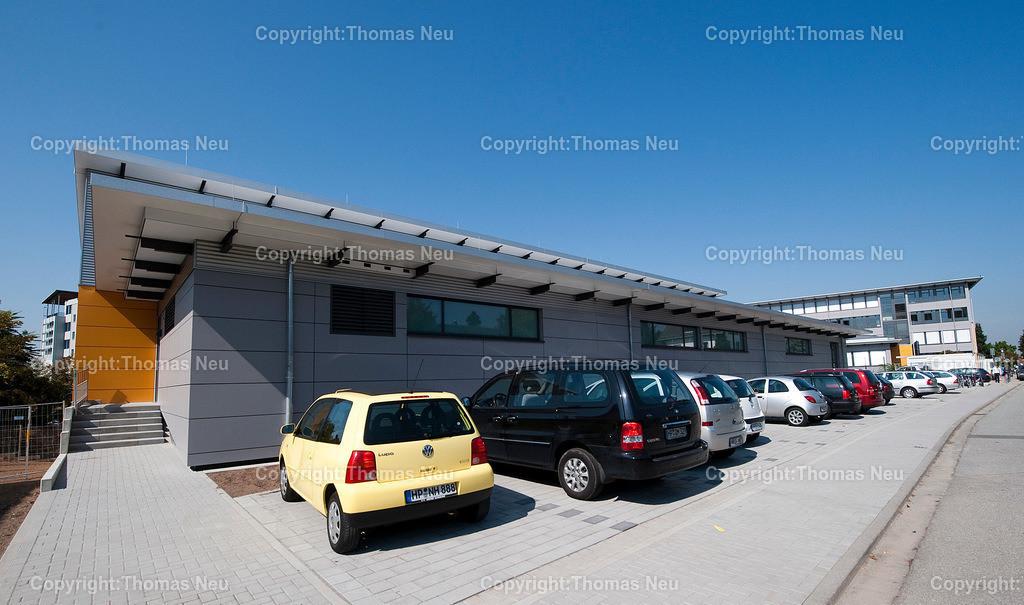 goethe11   0909,Goethegymnasium, neue Sporthalle,Bild: Thomas Neu