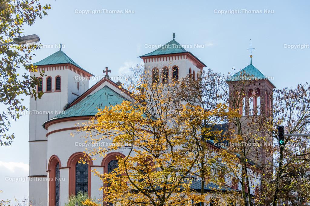 DSC_2311 | Bensheim ,Sankt Georg, Herbst, , Bild: Thomas Neu