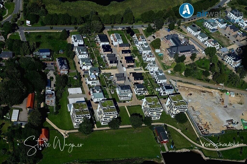 Luftbild Schleswig, Auf der Freiheit, Kaserne Auf der Freiheit | Luftbild Schleswig, Auf der Freiheit, Kaserne Auf der Freiheit • max. 6240 x 4160 pix