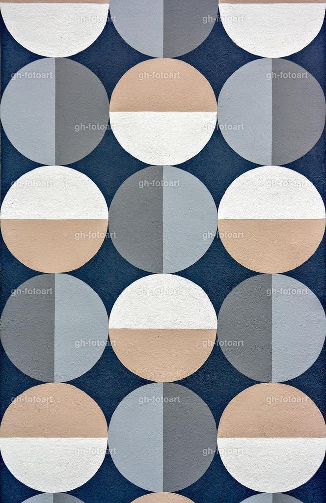 abstrakte Malerei Fassade | abstrakte Malerei an einer Hausfassade in Schnaitheim