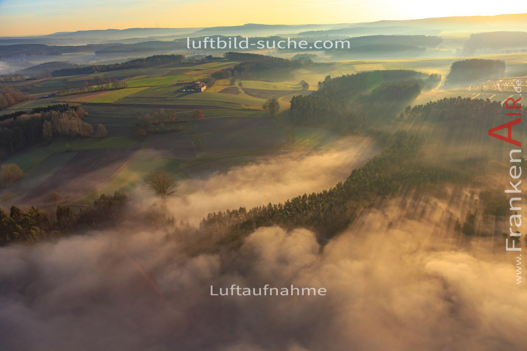 frankenberg-kulmbach-18-38 | aktuelles Luftbild von Frankenberg Kulmbach - Luftaufnahme wurde 2018 von https://frankenair.de mittels Flugzeug (keine Drohne) erstellt.