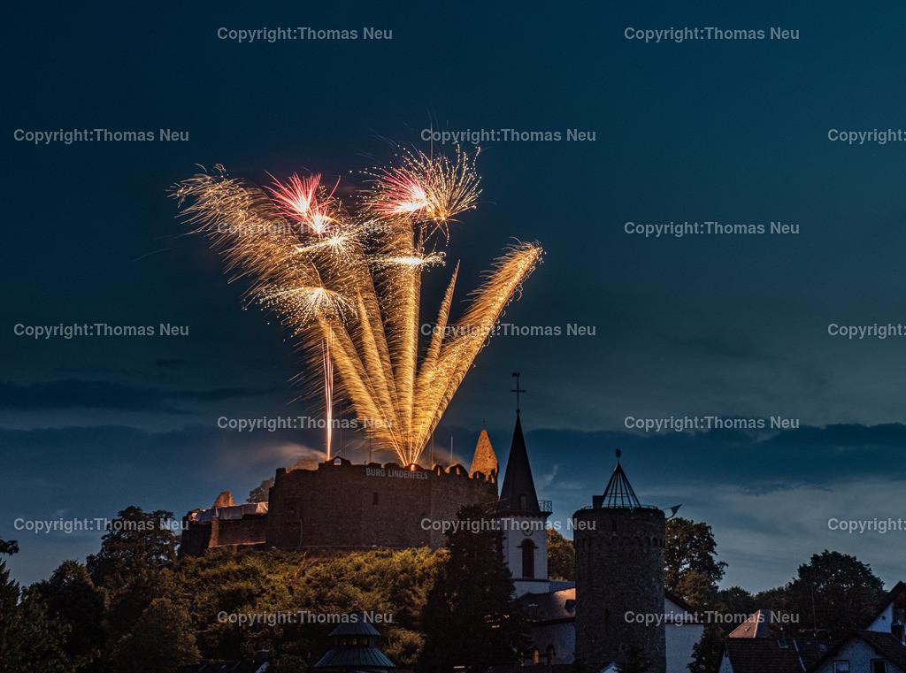 DSC_8531 | Lindenfels, Burgfest Startschuss mit Lampionumzug und Feuerwerk, ,, Bild: Thomas Neu