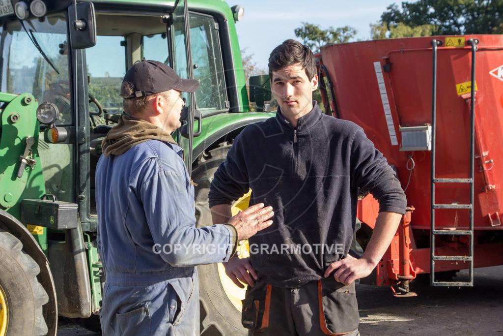 20131003-_MG_0622 | Auszubildender - AGRARFOTO Bilder aus der Landwirtschaft