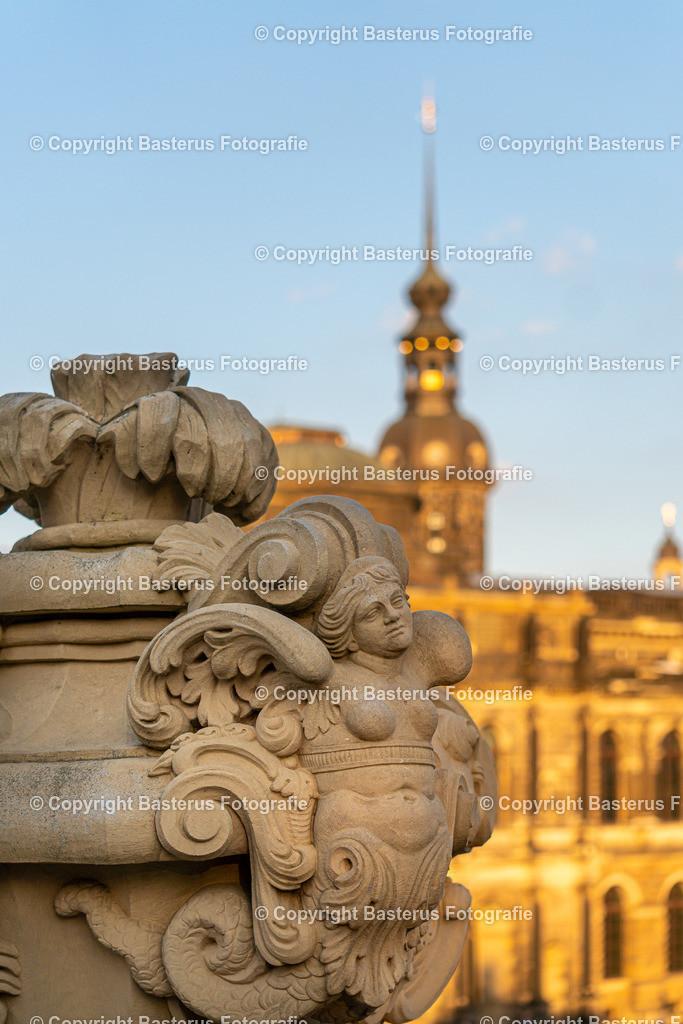 Zwinger Figur Dresden