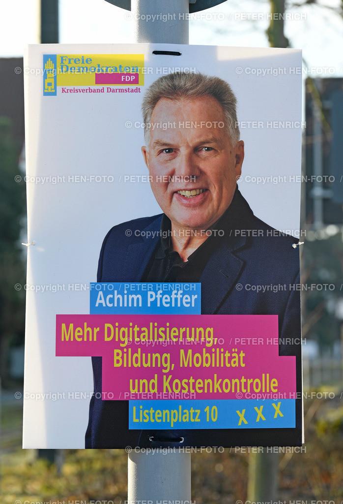 Wahlplakat Kommunalwahl 14. März 2021 | Wahlplakat Kommunalwahl 14. März 2021 copyright by HEN-FOTO - Peter Henrich