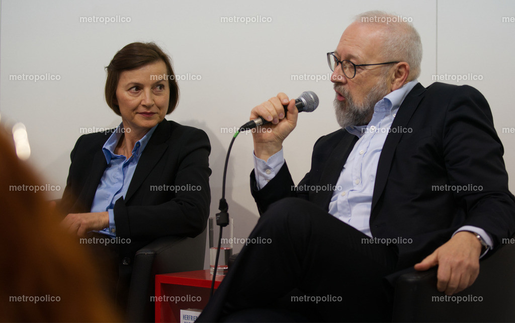 Marina Münkler und Herfried Münkler