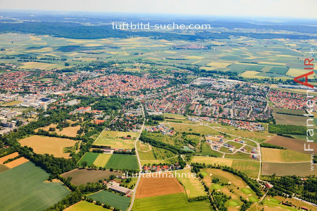luftbild-bad-windsheim-2015-4695 | Luftbild von  Bad-windsheim - Luftaufnahme wurde 2015 von https://frankenair.de mittels Flugzeug (keine Drohne) erstellt - die Geschenkidee