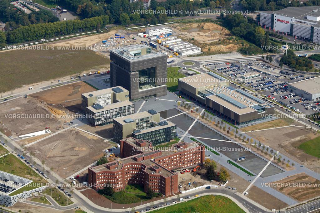 ES10098851 | ThyssenKrupp Hauptverwaltung Essen, Firmenzentrale,  Essen, Ruhrgebiet, Nordrhein-Westfalen, Germany, Europa