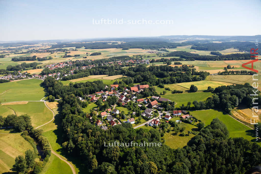 frankenberg-kulmbach-2010-357 | Luftbild von Frankenberg Kulmbach - Luftaufnahme wurde 2010 von https://frankenair.de mittels Flugzeug (keine Drohne) erstellt - die Geschenkidee