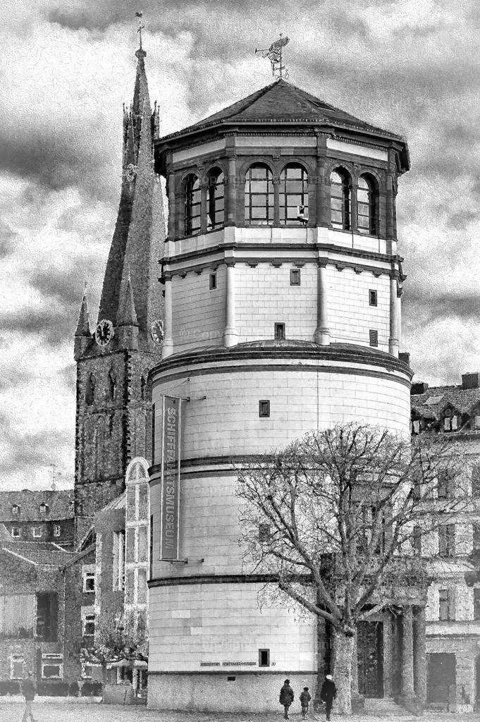 Düsseldorf Schlossturm