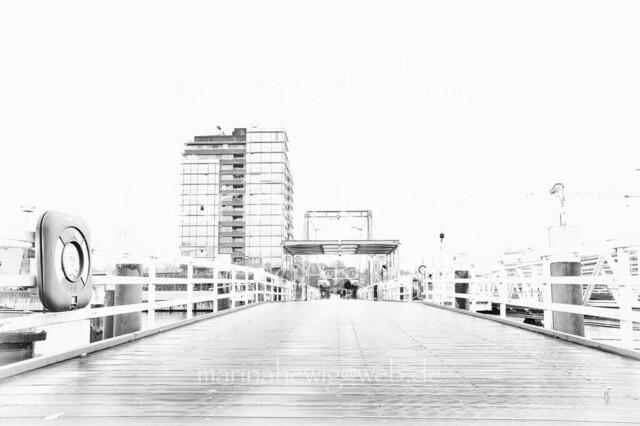 Hörnbrücke | Brücke an der Hörn Kiel
