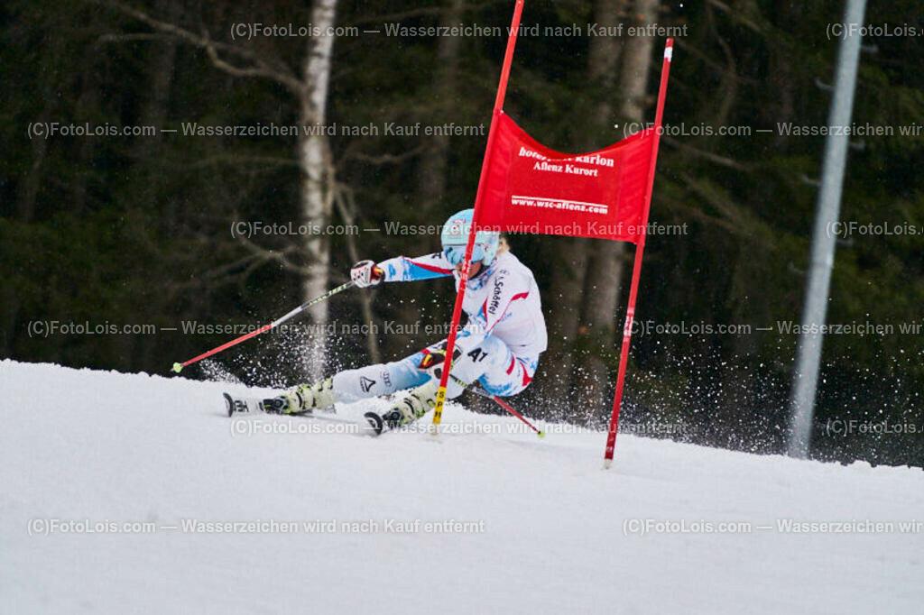 059_SteirMastersJugendCup_Zankl Regina   (C) FotoLois.com, Alois Spandl, Atomic - Steirischer MastersCup 2020 und Energie Steiermark - Jugendcup 2020 in der SchwabenbergArena TURNAU, Wintersportclub Aflenz, Sa 4. Jänner 2020.