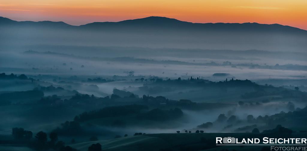 Tuscany Morning / Morgens in der Toskana