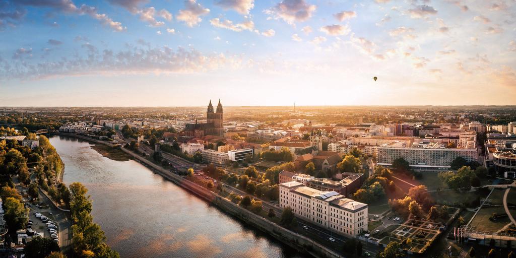 Magdeburg Panorama