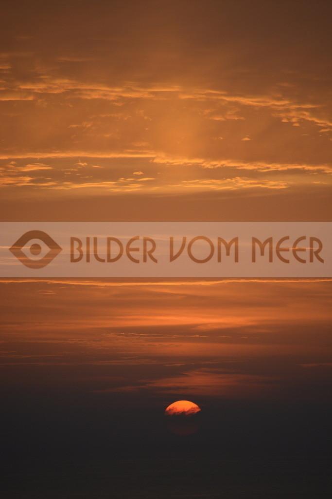 Bilder Sonnenuntergang vom Meer   Sonnenuntergang aus Cadiz