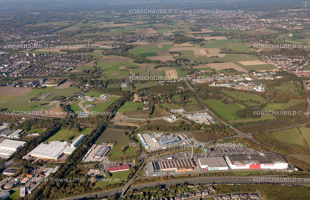 RE11103014 | Gewerbegebiet Ortloh,  Recklinghausen, Ruhrgebiet, Nordrhein-Westfalen, Germany, Europa