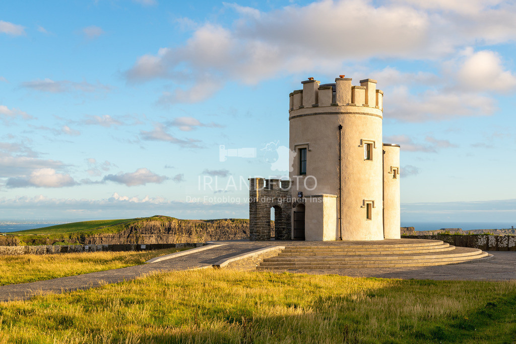 O'Brien's Tower, Cliffs of Moher, Co. Clare