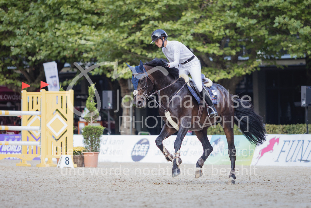 210912_OWLCh_YoungsterTrophy_7j-421 | FUNDIS Youngster Tour (CSIYH1*) 1. Qualifikation für 7jährige Pferde international 1,35m
