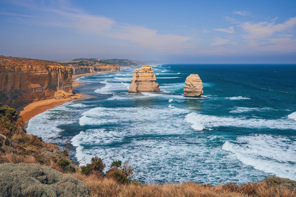 Great Ocean Road Other Side Twelve Apostels | Great Ocean Road Other Side Twelve Apostels