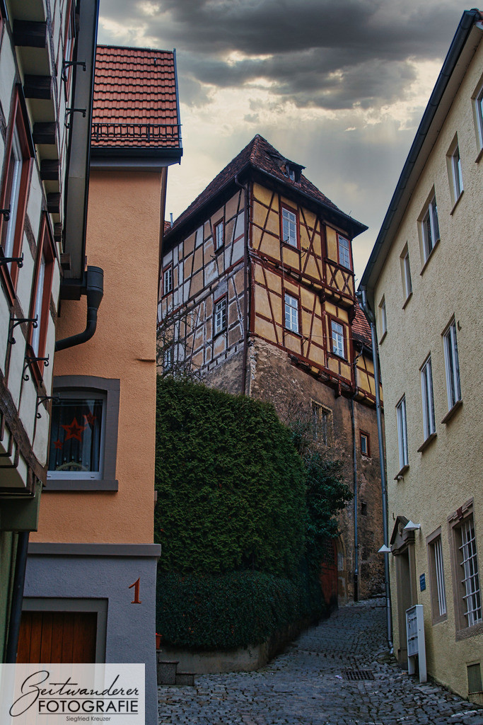 Gasse zur Pfalz
