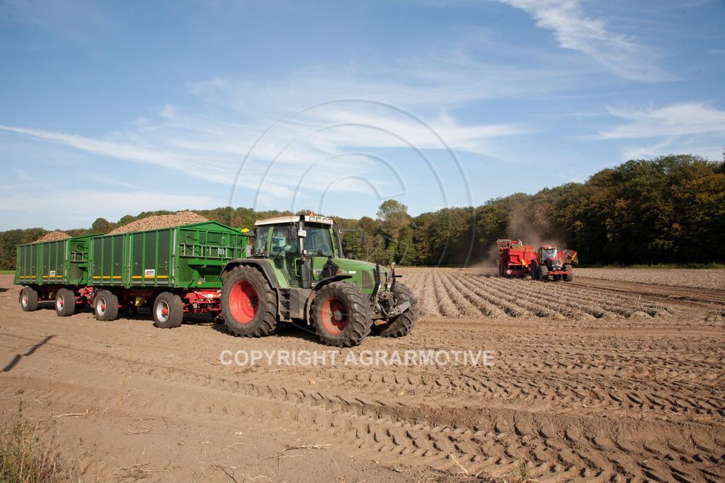 20110929-IMG_6096   Ernte auf einem Kartoffelfeld - AGRARBILDER
