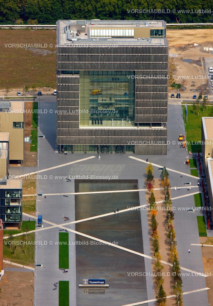 ES10098901 | ThyssenKrupp Hauptverwaltung Essen, Firmenzentrale,  Essen, Ruhrgebiet, Nordrhein-Westfalen, Germany, Europa