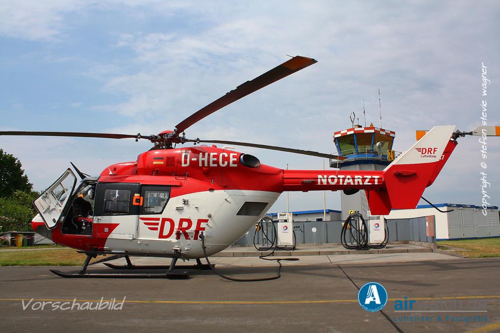 Flughafen Husum, DRF Luftrettung, BK 117   Flughafen Husum, DRF Luftrettung, BK 117 • 4272 x 2848 pix