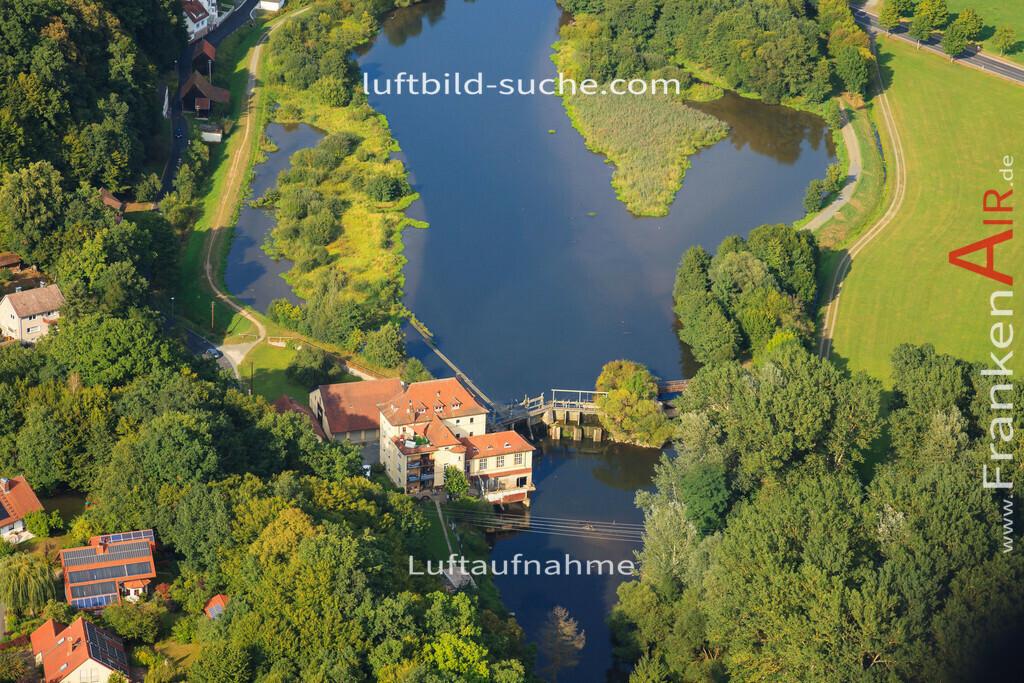 burghaig-kulmbach-2012-542   Luftbild von Burghaig Kulmbach - Luftaufnahme wurde 2012 von https://frankenair.de mittels Flugzeug (keine Drohne) erstellt - die Geschenkidee