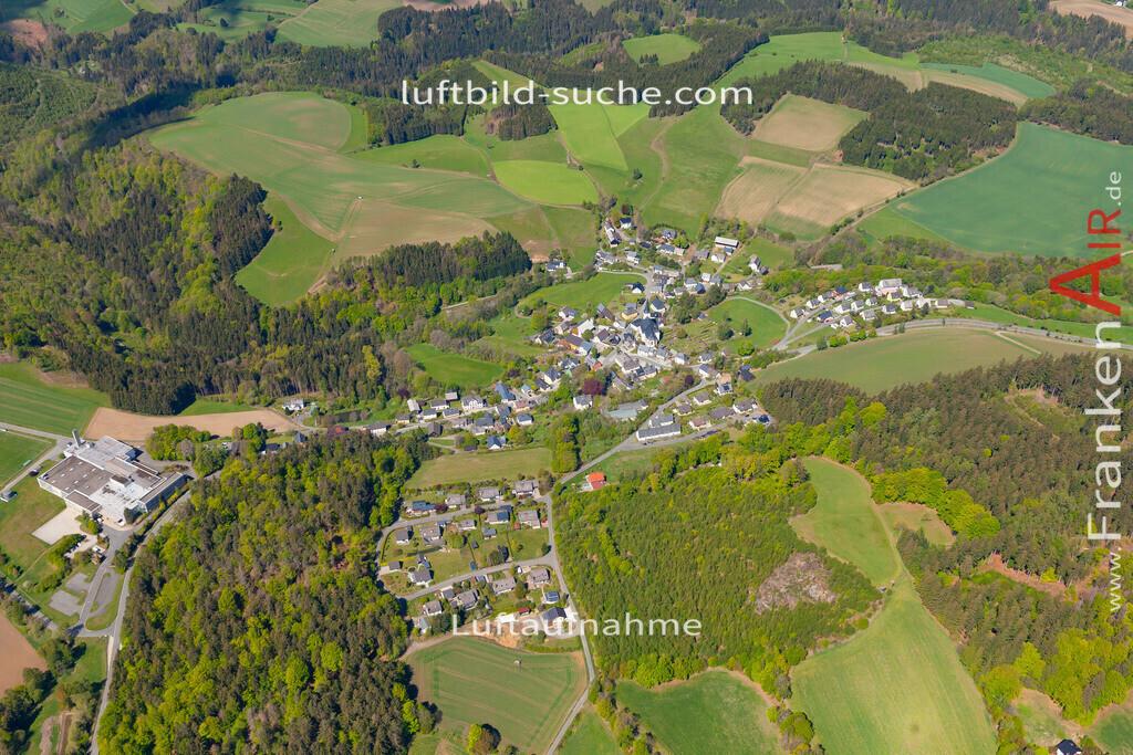 grafengehaig-19-920 | aktuelles Luftbild von  Grafengehaig  - Luftaufnahme wurde 2019 von https://frankenair.de mittels Flugzeug (keine Drohne) erstellt.