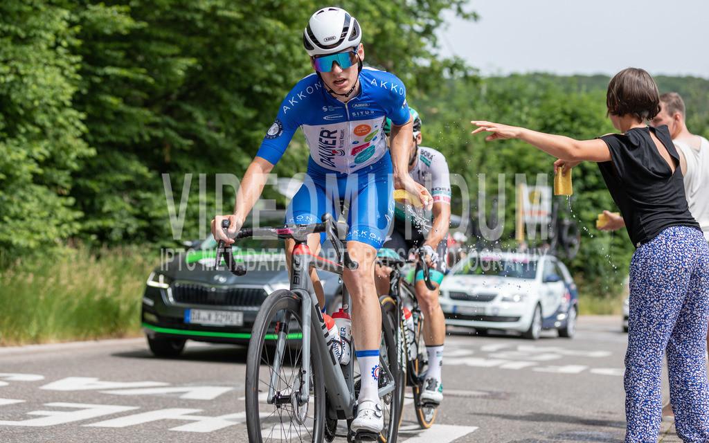 Stuttgart, Germany - June 19, 2021: Deutsche Straßenradmeisterschaften 2021, Straßenrennen, Männer | Stuttgart, Germany - June 19, 2021: Deutsche Straßenradmeisterschaften 2021, Straßenrennen, Männer, Photo: videomundum