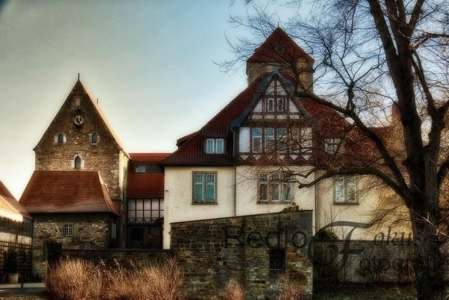 Domäne Marienburg | Die Domäne wurde 1346-1349 vom Hildesheimer Bischof Heinrich III von Braunschweig-Lüneburg als Trutzburg erbaut.
