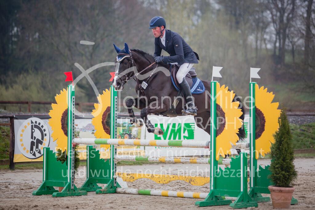 190404_Frühlingsfest_Sprpf-A-124 | Frühlingsfest Herford 2019 Springpferdeprüfung Klasse A**