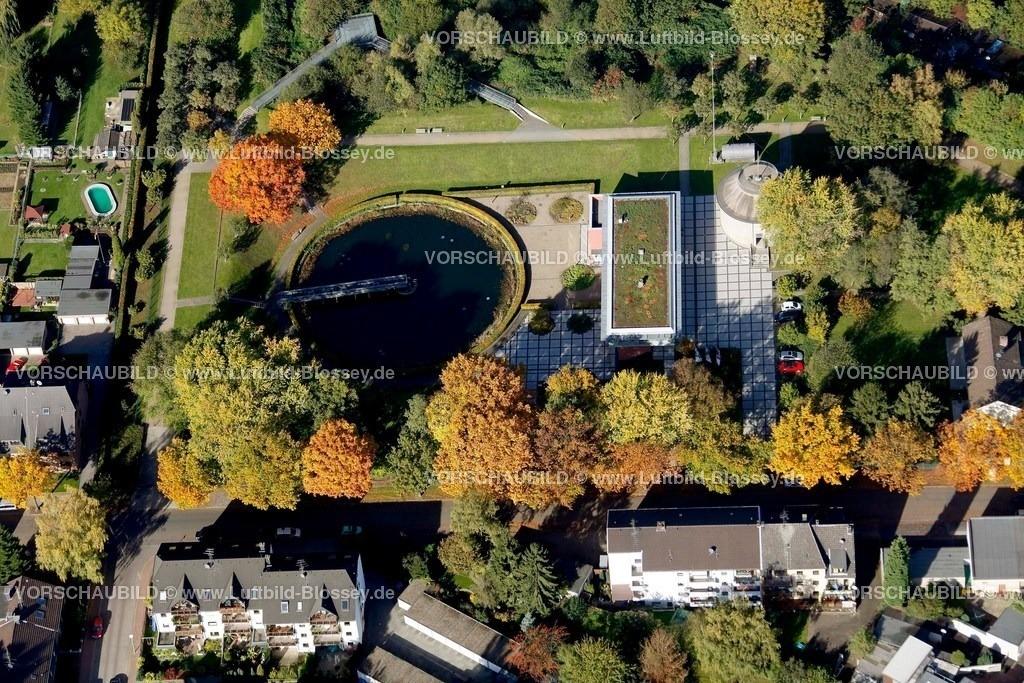 ES10103784 |  Oberhausen, Emscher 160 Kläranlage Läppkes Mühlenbach Ruhrgebiet, Nordrhein-Westfalen, Germany, Europa